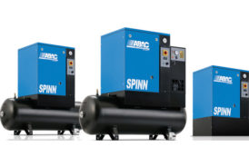 ABAC upgrades oil-injected air compressors