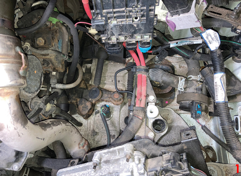 How to replace a clutch and in a Renault Traffic