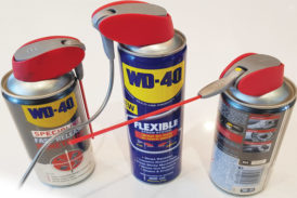 WD-40 Flexible gets put through its paces
