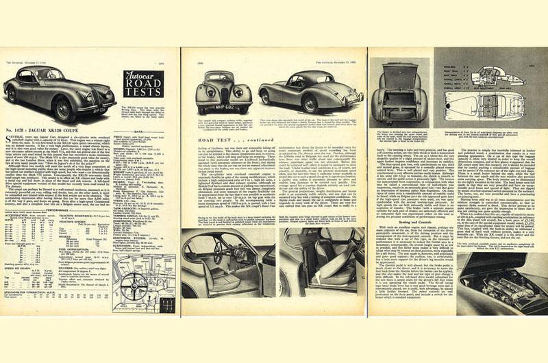 Classic Car Series: 1950s