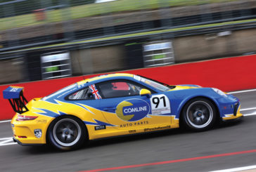 WIN! Porsche Carrera Cup GB experience