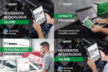 Schaeffler redesigns REPXPERT portal
