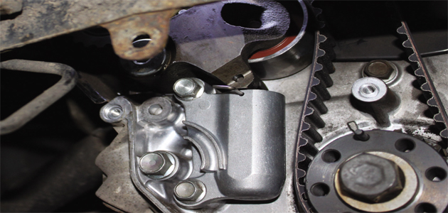 How To Replace A Timing Belt On Mazda 6 Professional Motor Mechanicrhpmmonlinecouk: Mazda 6 2003 Water Pump Location At Gmaili.net