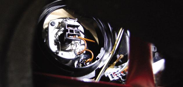 Renault Megane Ii Bulb Replacement Professional Motor