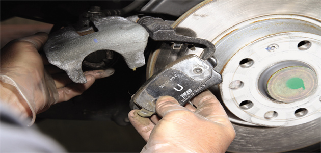 How to fit a new brake pad - EPB equipped vehicles
